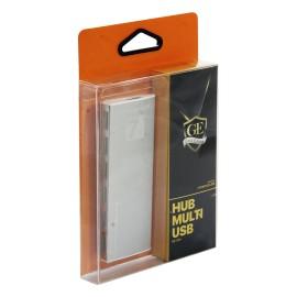 ADAPTADOR GOLD EDITION HUB USB GE-10H 7 PORTAS